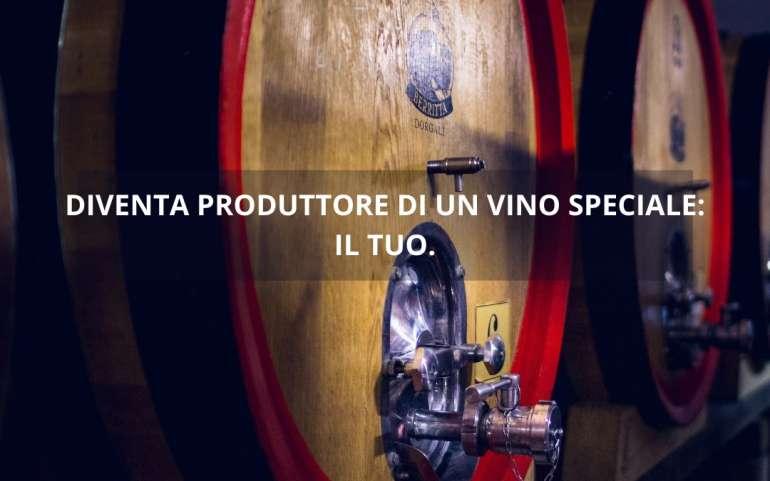 Adotta una botte, l'idea per diventare produttori di vino